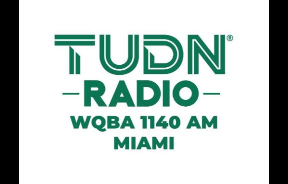 TUDN Radio WQBA 1140 AM Miami