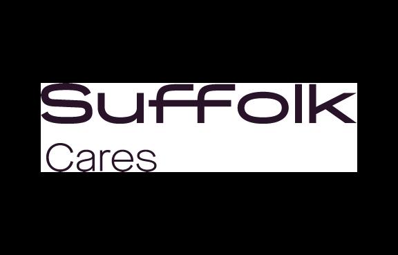 Suffolk Cares logo